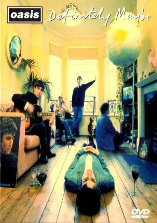 OASIS: DEFINITELY MAYBE DVD EPK