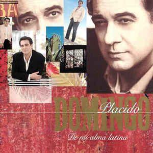 CD - Placido Domingo - De Mi Alma Latina - IMP