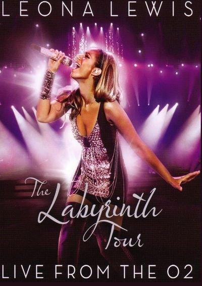 Blu-ray - LEONA LEWIS: THE LABYRINTH TOUR - LIVE FROM THE O2