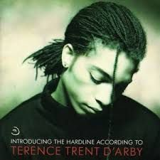 CD - Terence Trent D'Arby – Introducing The Hardline According To Terence Trent D'Arby - IMP