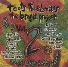 Toots Thielemans – The Brasil Project . vol 2