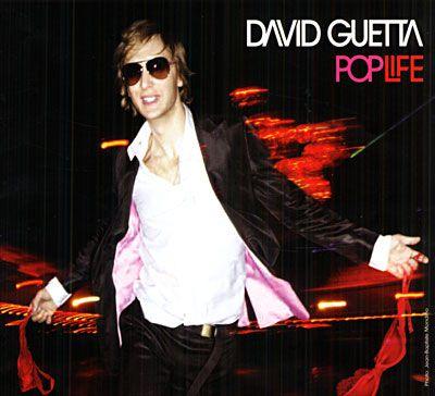 CD - David Guetta - Pop Lif