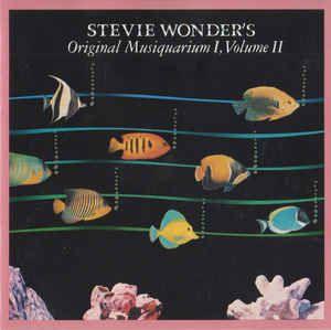 CD - Stevie Wonder - The Original Musiquarium II, Volume 2 - .IMP