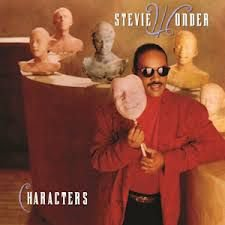 CD - Stevie Wonder - Characters - IMP