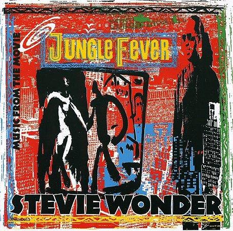 CD - Stevie Wonder - Jungle Fever - IMP