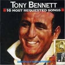 CD - Tony Bennett - 16 Most Requested Song