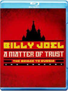 Blu-ray - BILLY JOEL - A MATTER OF TRUST - THE BRIDGE TO RUSSIA blu ray