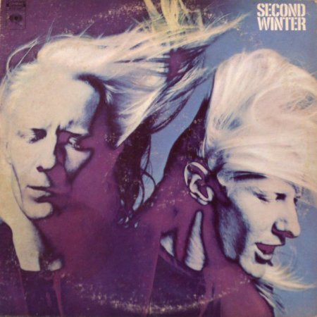CD - Johnny Winter - Second Winter - IMP