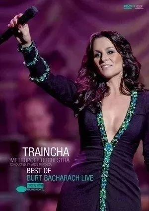 DVD + CD - Traincha Metropole Orchestra (conducted by Vince Mendoza) - Best of Burt Bacharach Live