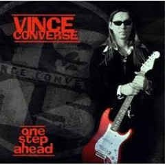 CD - Vince Converse ‎– One Step Ahead - IMP
