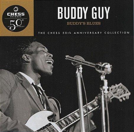 CD - Buddy Guy - Buddy's Blues - IMP