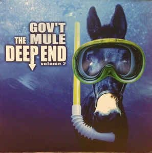 CD - Gov't Mule - The Deep End Vol. 2 - IMP ( DUPLO )