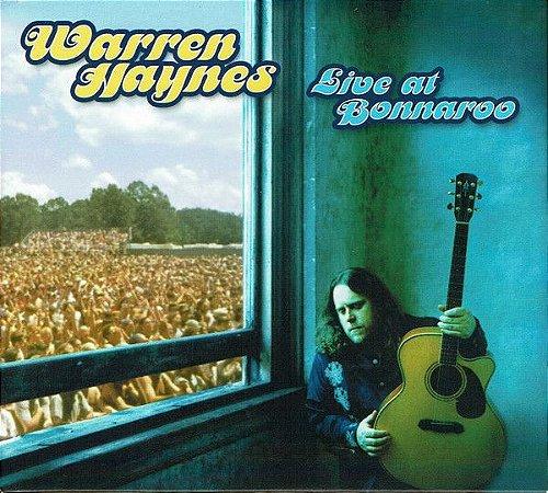 CD - Warren Haynes - Live at Bonnaroo (digipack) - IMP