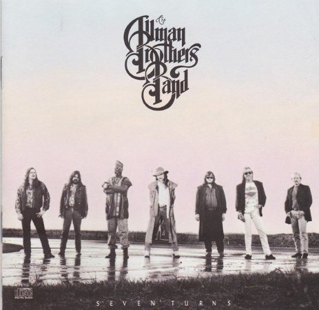 CD - The Allman Brothers Band - Seven Turns