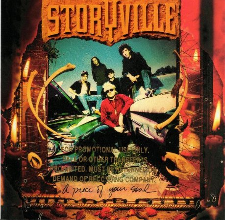 CD - Storyville - A Piece of Your Soul - IMP