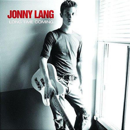 CD - Jonny Lang - Long Time Coming - IMP