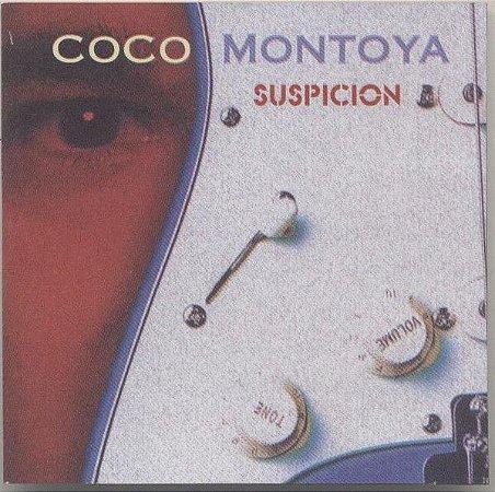 CD - Coco Montoya - Suspicion - IMP