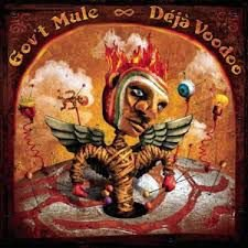CD - Gov't Mule - Deja Voodoo - IMP