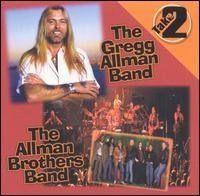 CD - The Gregg Allman Band - Take 2 - IMP