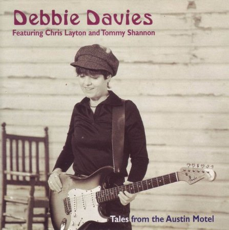 CD - Debbie Davies - Tales From The Austin Motel - IMP