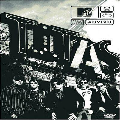 DVD -  MTV AO VIVO TITÃS