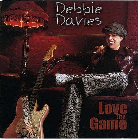 CD - DEBBIE DAVIES - LOVE THE GAME - IMP