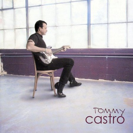 CD - Tommy Castro - Right As Rain - IMP
