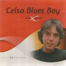 CD  Celso Blues Boy - Sem Limite