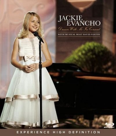 Blu-ray - JACKIE EVANCHO - DREAM WITH ME IN CONCERT