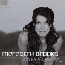 CD --   Meredith Brooks- Deconstruction - IMP
