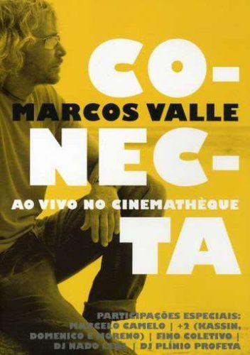 MARCOS VALLE - CONECTA AO VIVO NO CINEMATHEQUE