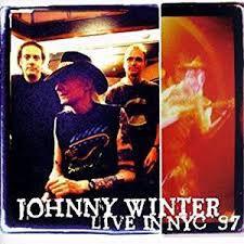 CD - Johnny Winter - Live In NYC '97 - IMP  ( CD DUPLO )