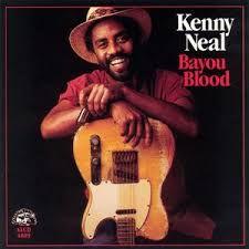 CD - Kenny Neal - Bayou Blood - IMP