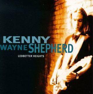 CD - Kenny Wayne Shepherd - Ledbetter Heights - IMP