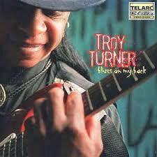 CD - Troy Turner - Blues on my Back - IMP