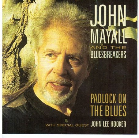 CD - John Mayall & The Bluesbreakers – Padlock On The Blues - IMP