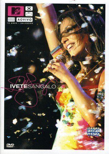 DVD - IVETE SANGALO - MTV AO VIVO