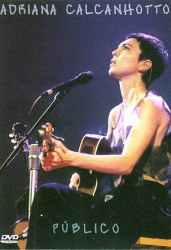 ADRIANA CALCANHOTTO PÚBLICO (2001