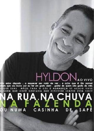 DVD -  HYLDON AO VIVO