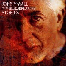 CD - John Mayall & The Bluesbreakers - Stories
