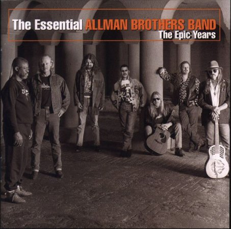The Allman Brothers Band ‎– The Essential Allman Brothers Band (The Epic Years)