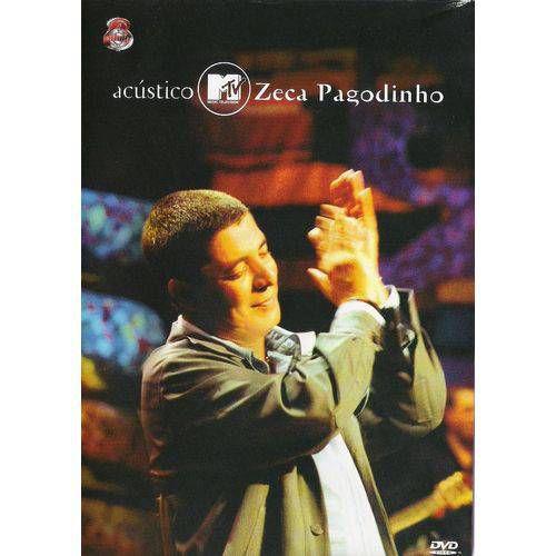 DVD - Zeca Pagodinho Acústico Mtv