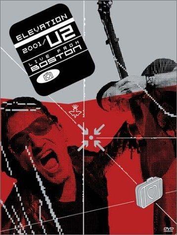 DVD - U2: ELEVATION 2001 LIVE FROM BOSTON ( DUPLO )