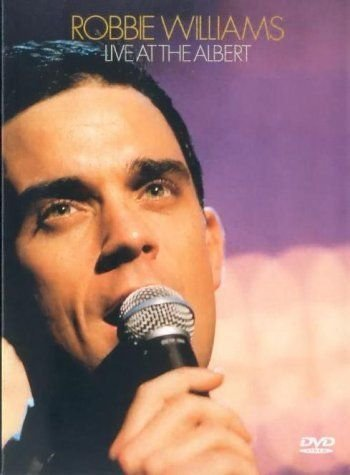 DVD - ONE NIGHT WITH ROBBIE WILLIAMS