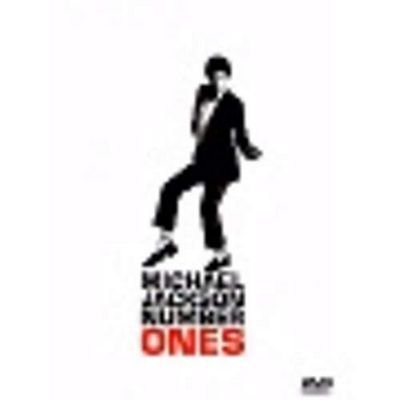 DVD - Michael Jackson ‎– Number Ones