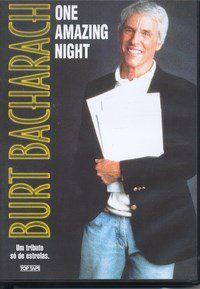 DVD - BURT BACHARACH: ONE AMAZING NIGHT