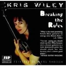CD - Kris Wiley - Breaking The Rules - IMP
