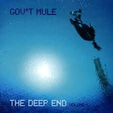 CD - Gov't Mule – The Deep End Volume 1 IMP - DUPLO