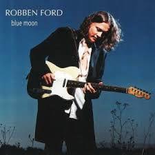 CD - Robben Ford - Blue Moon - IMP