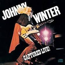 CD - Johnny Winter - Captured Live!